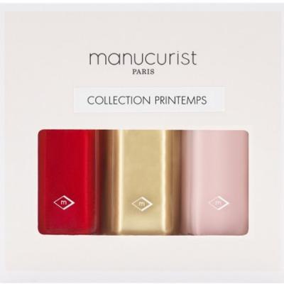 MANUCURIST - Coffret Printemps