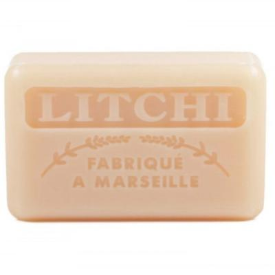 Savon de Marseille - Litchi 125 gr