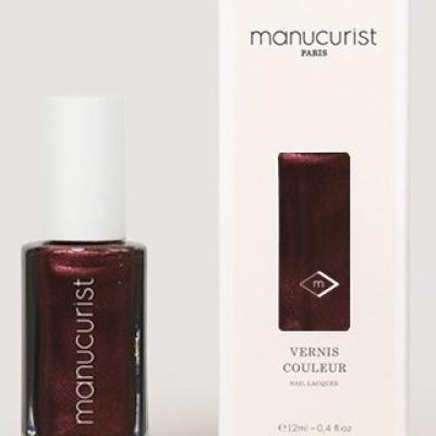 Vernis MARRON N°3 - Blet irisé