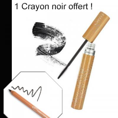 Mascara Backstage Bio + Crayon Noir offert - CC