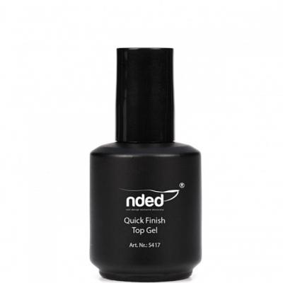 Nded - Top Coat Quick Finish - 5417 - 15 ml