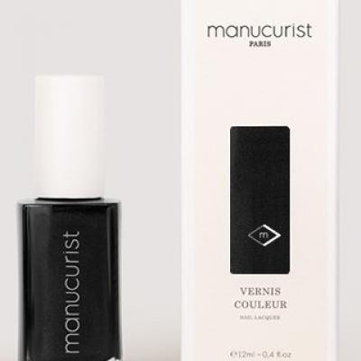 Vernis NOIR N°1 - Noir carbone