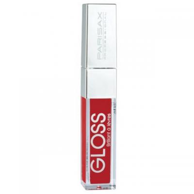 Gloss mat Rouge Intense - PARISAX