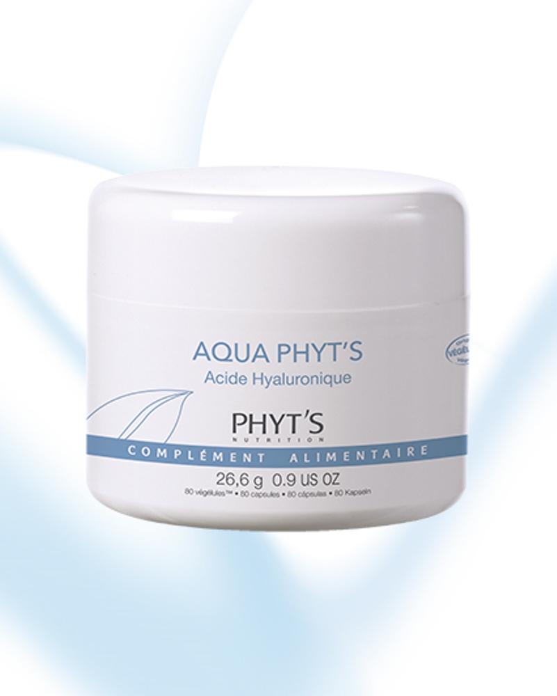 Phyts acide hyaluronique 80 gelules embellissetvous fr
