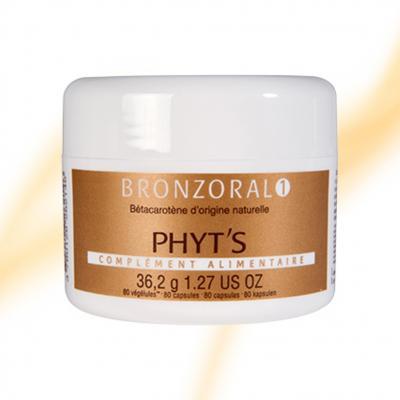 Bronzoral 1 / 80 végélules - Phyt's