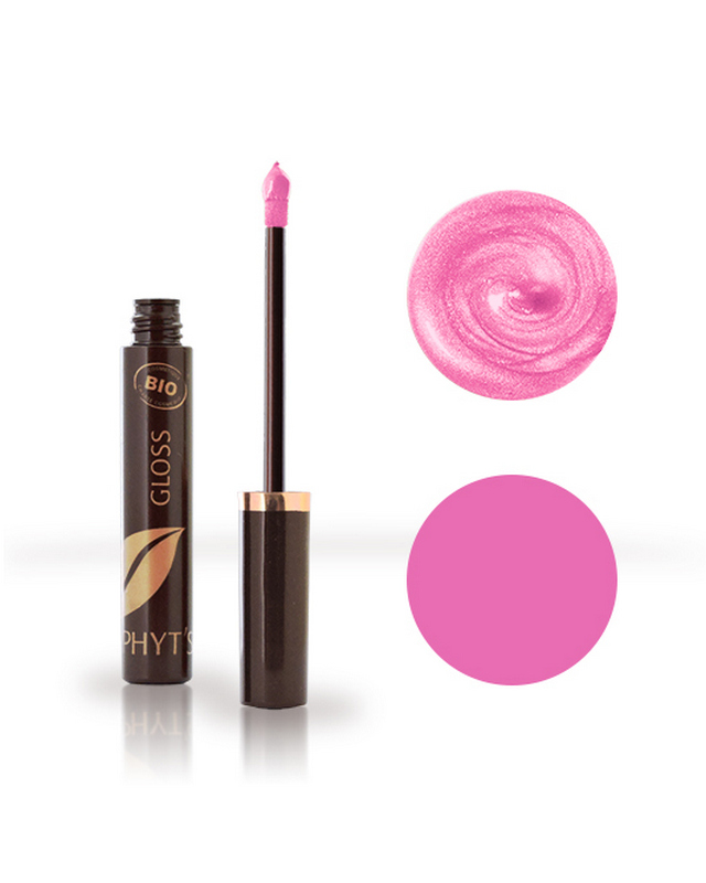 Phyts gloss rose bonbon embellissetvous fr