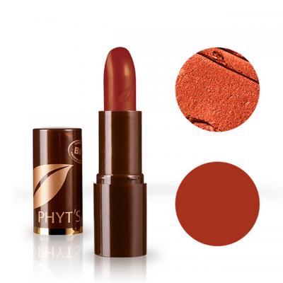 Rouge à lèvres Rouge Cuivré - Phyt's
