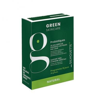 Probiotique Silhouette+ 30 gélules - Green SkinCare