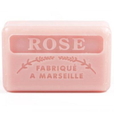 Savon de Marseille - Rose 125 gr