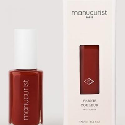 Vernis ROUGE N°4 - Rouge framboise