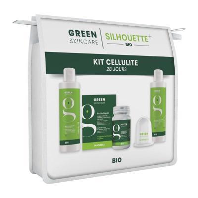Trousse Cellulite avec Ventouse - Green SkinCare