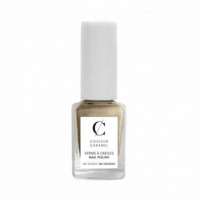 Vernis à Ongles Or Pur n°82 - Couleur Caramel