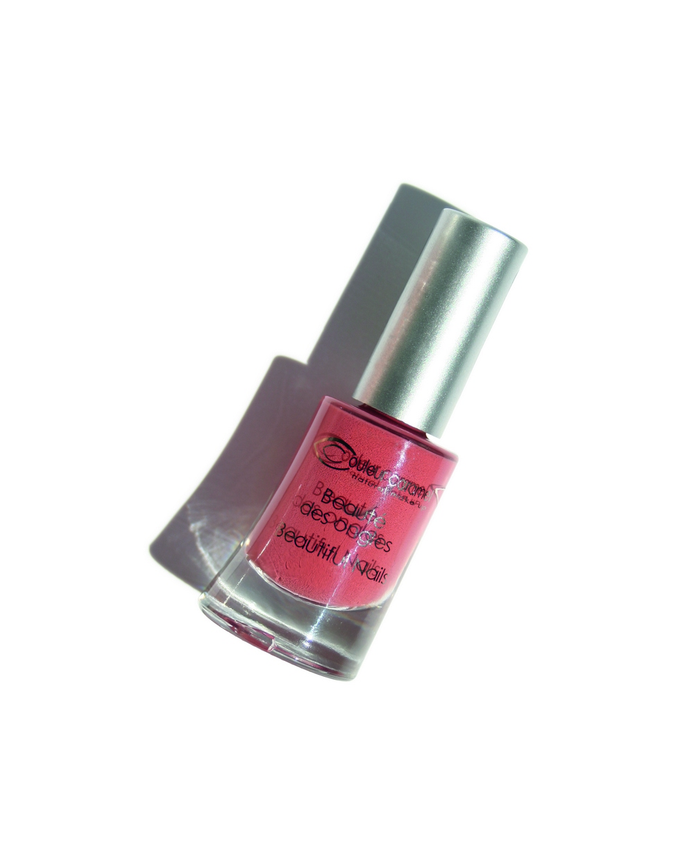 Vernis a ongles argile rose couleur caramel 18840 embellissetvous fr