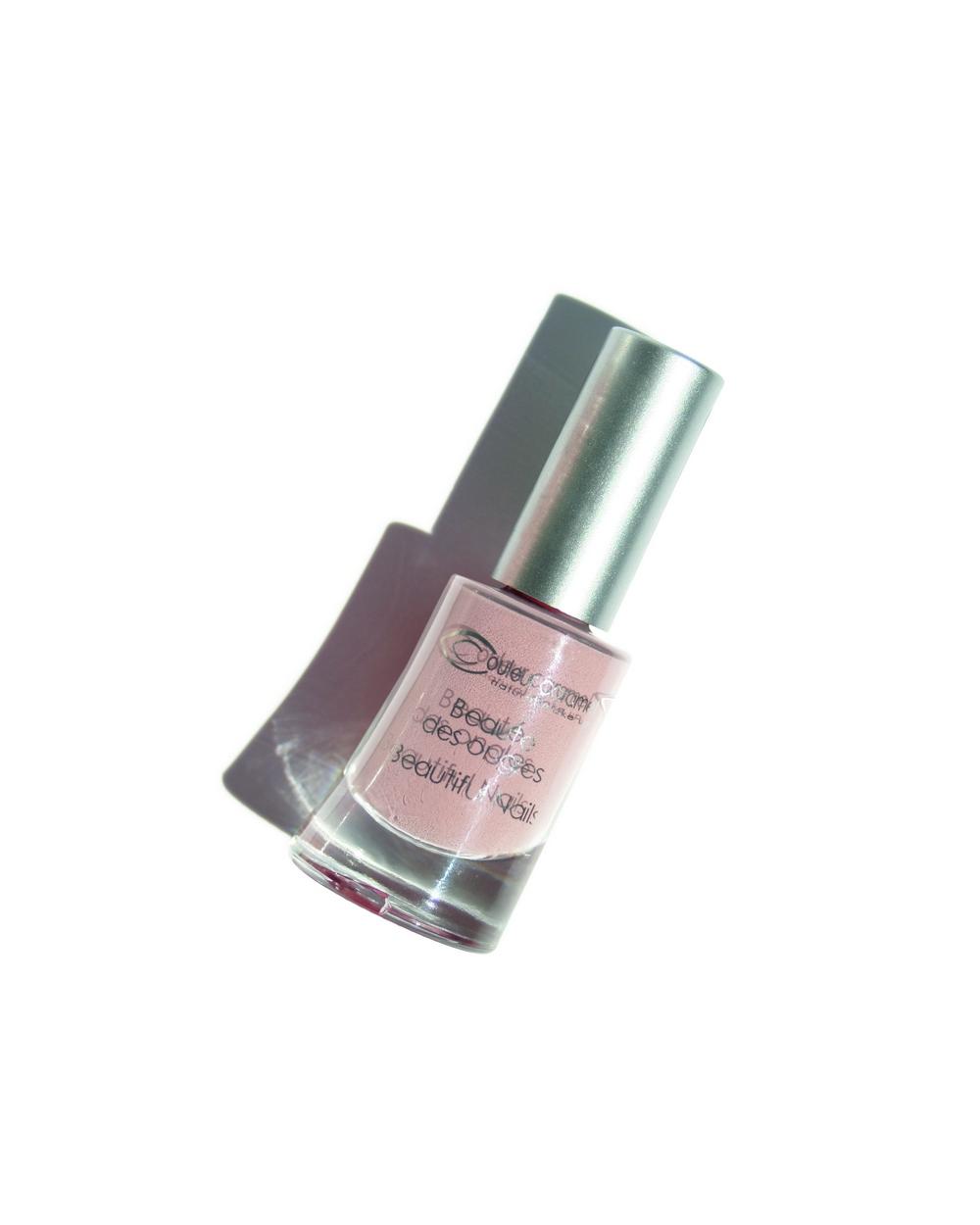 Vernis a ongles rose nu couleur caramel embellissetvous fr118838