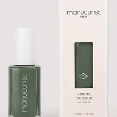 Vernis VERT N°2 - Vert sauge