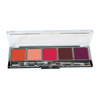 Palette 5 Rouges à lèvres - Mixte 1