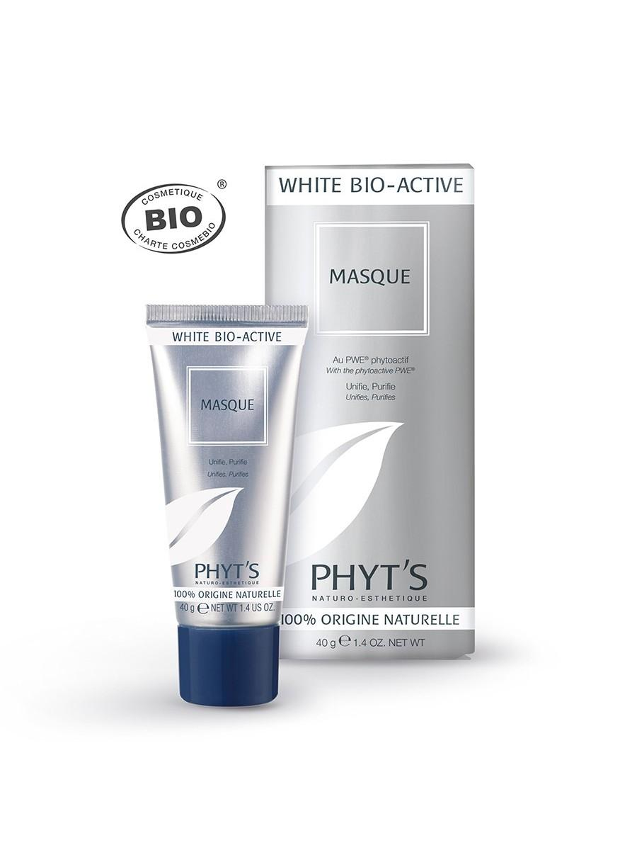 White bio active masque phyts embellissetvous fr