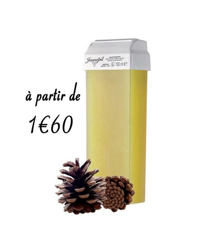 Xanitalia cartouche cire roll on 100ml jaunepil embellissetvous fr 1